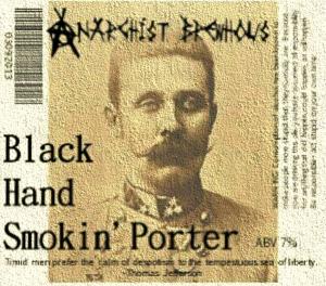 Black Hand Porter
