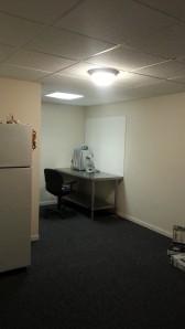New lab